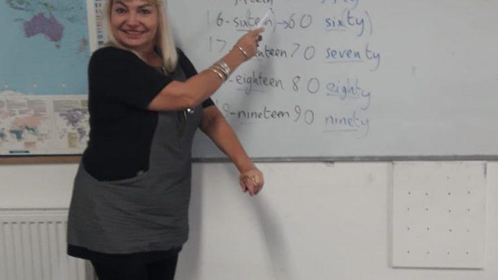 Nasze nauczycielki już na kursach w Brighton